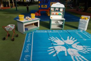 Play and Learn Child Care - Raceview - Early Learning Education - Playground Rug